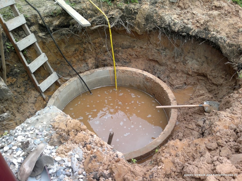 автономные канализации уфа