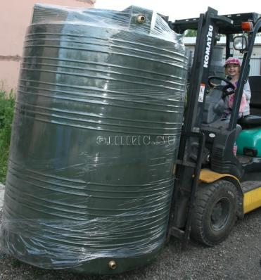 Ёмкость пластиковая В-2000