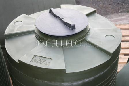 Ёмкость пластиковая В- 620