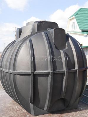 Септик накопительный горизонтальный АСК-3