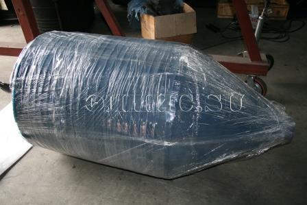 Пластиковый силос АС-600