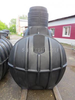Кольцо доборное для септика 550 мм.