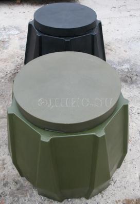 Ёмкость пластиковая П-500