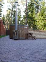 Аренда фурако ( Купель с подогревом полная комплектация 1800 мм.)
