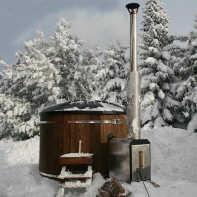 Фурако ( Купель с подогревом полная комплектация 1800 мм.)