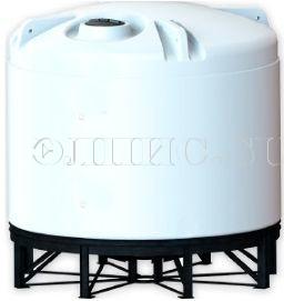 Пластиковый силос С-4600 (ёмкость полного слива)
