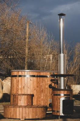 Водогрейная печь для фурако Тутуяс