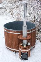 Фурако 1650 мм ( Купель с подогревом + крышка)