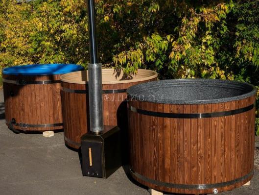 Водогрейная печь для фурако Уса нержавеющая сталь