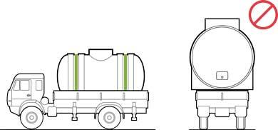 Использование полиэтиленовых ёмкостей для транспортировки